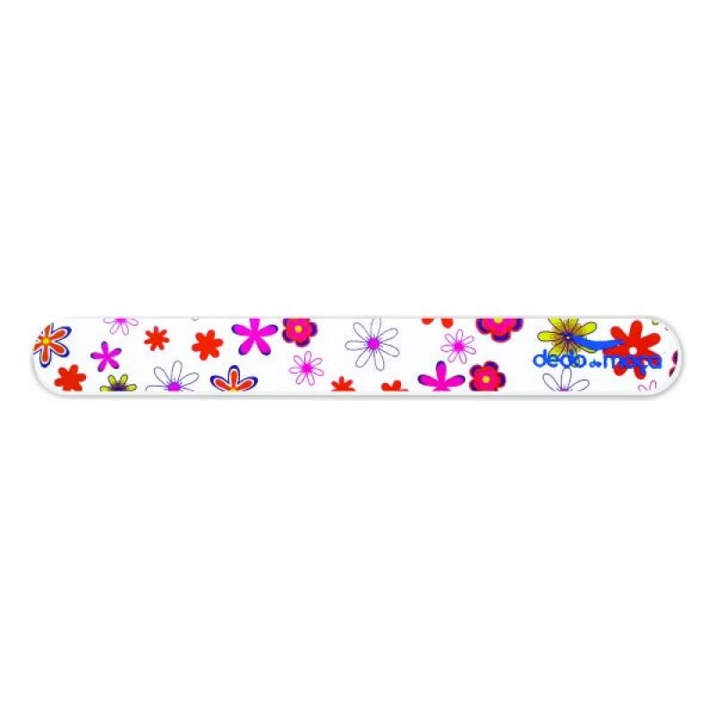 Lixa de Unha Florzinhas Coloridas